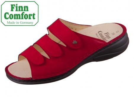 Finn Comfort Hellas 02620-702147 red Kennedy