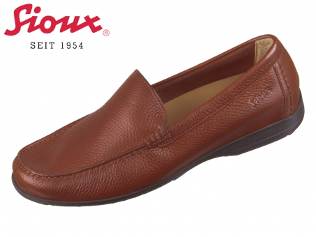 Sioux Gilles 2138651 cognac Soft Nappa