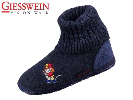 Giesswein Kressbronn 40041-514 nachtblau Schurwolle