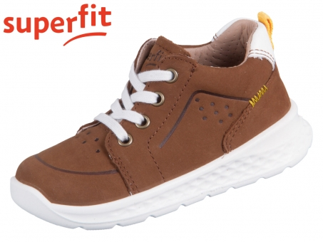 superfit Breeze 1-000366-3000 brauun- gelb Nubuk