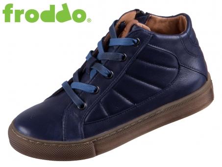 Froddo Tyler G3110196 dark blue Leder