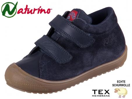 Naturino 001-2501981-01-0C01 blue Nappa Suede