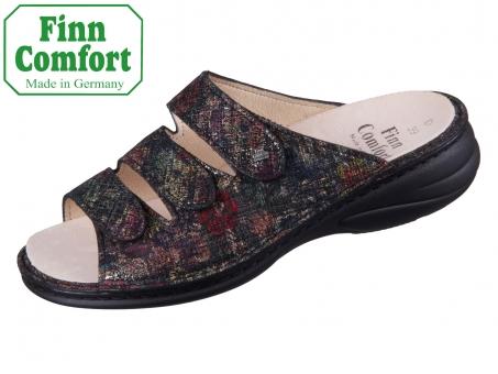 Finn Comfort Hellas 02620-712010 multi Brokat