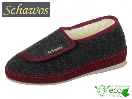 Schawos 2072-24SE anthrazit- bordeaux