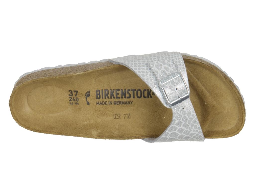 Birkenstock snake silver 1009100 magic Birkoflor Madrid