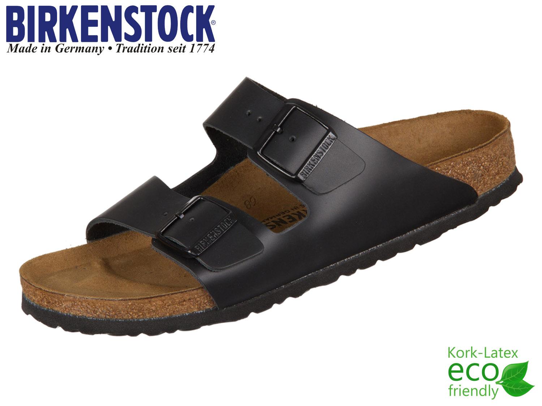 1853db03bfdab1 Birkenstock Arizona 051193 schwarz Leder