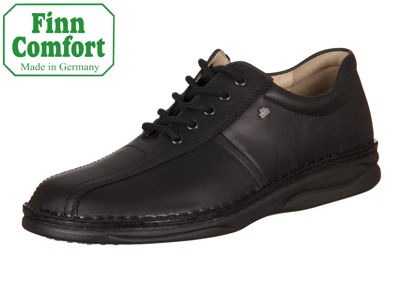 newest cd54c 8d852 Finn Comfort Dijon 01101-062099 schwarz Trento