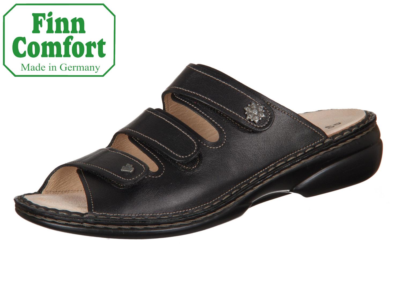ff4f87b7d9928e Finn Comfort Menorca-Soft 82564-014099 schwarz NappaSeda