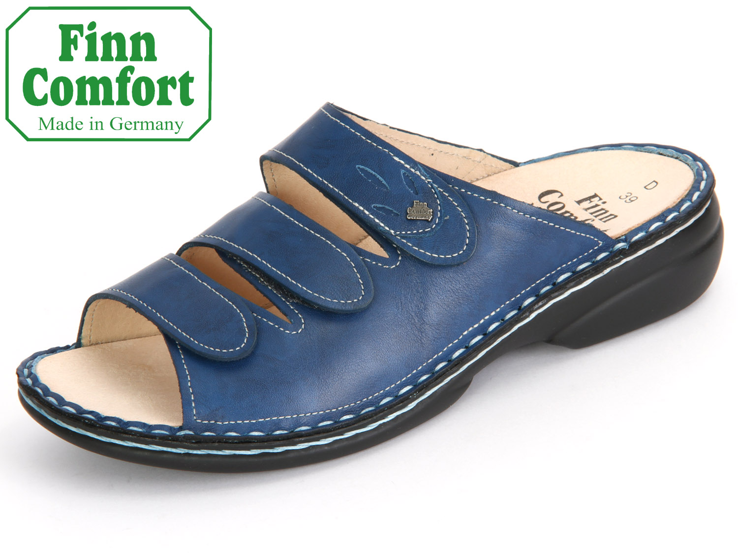 FinnComfort Pantolette Beverly-S 37 RvgUwt