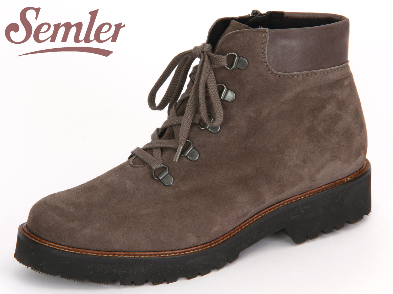 buy online 4f8c2 fe5f4 Semler Elena E8603-345-7030 fango Samtchevro Softnappa