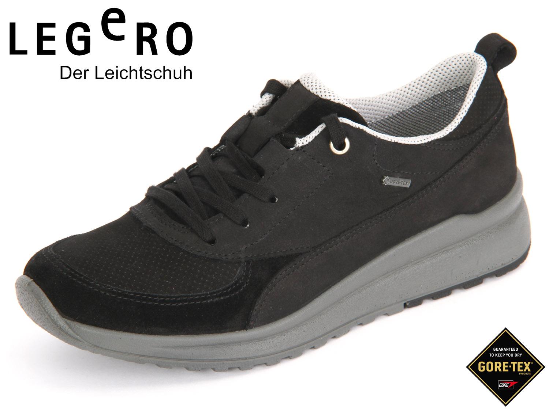 release info on official store wholesale sales Legero Marina 7-00590-00 schwarz Nubuk Gore