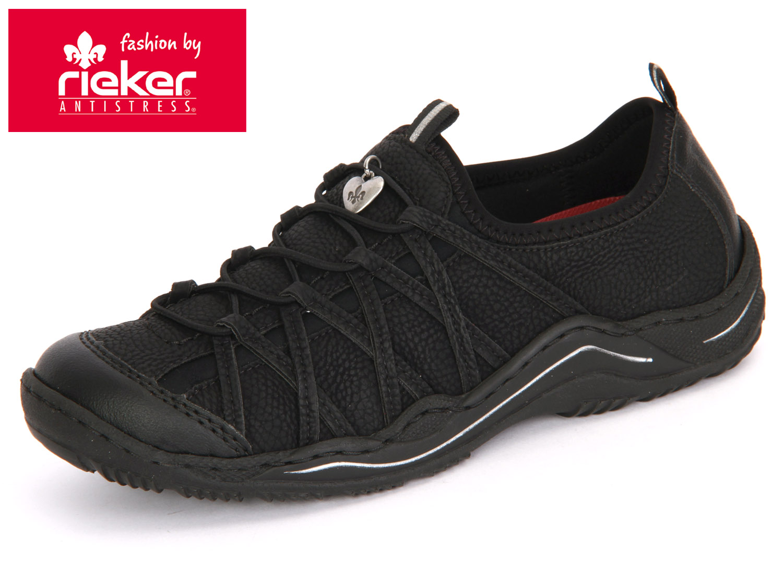 Rieker L0551 00 schwarz Jura