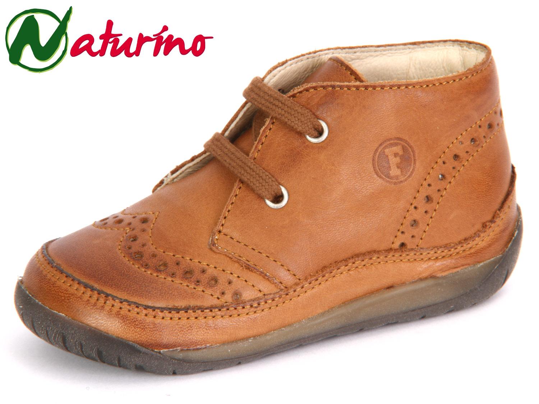 reputable site d3d61 faf21 Naturino Falcotto 001201028002-9112 cognac Nappa