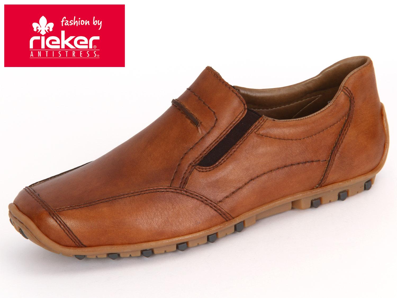 Rieker 08973 24 amaretto Clarino | Schuhhaus Kocher Gute