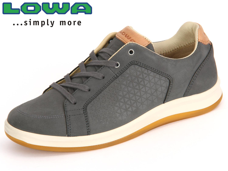 Lowa - Women's Trieste Lo - Sneaker Gr 4,5 grau/beige