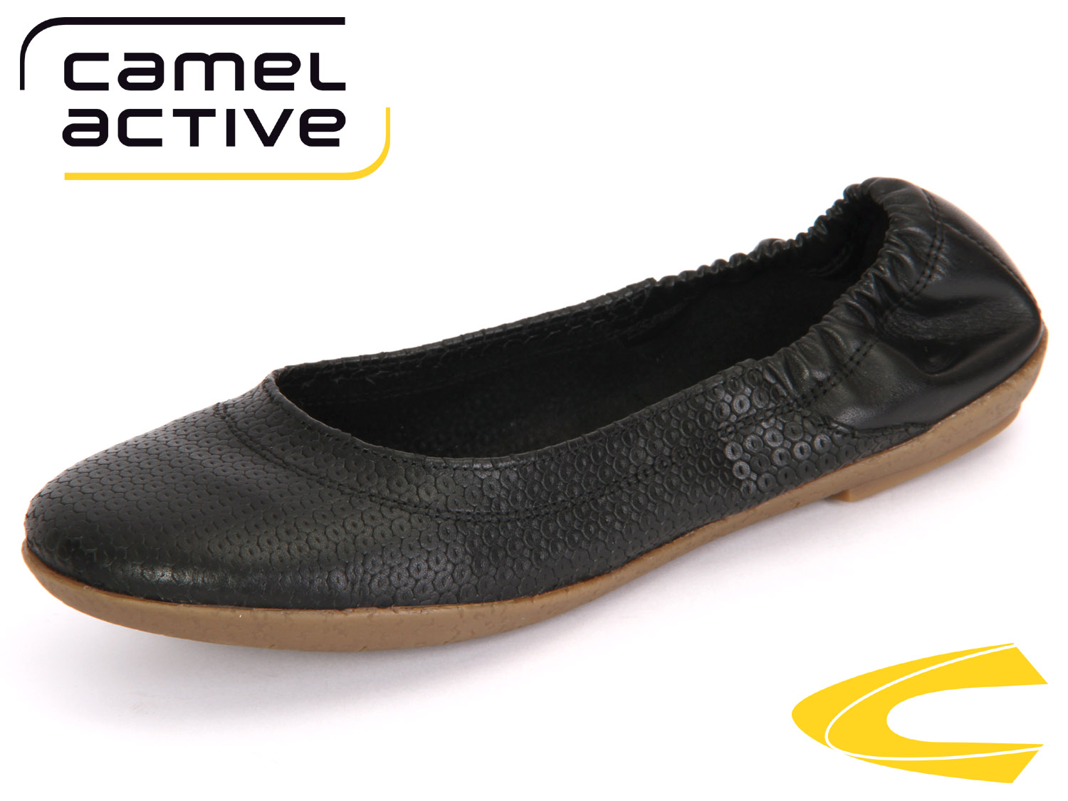 the latest designer fashion where can i buy camel active Bamboo 800.70-12 black Velvet Cow