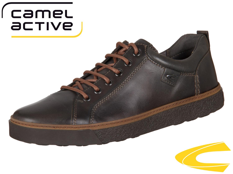 029e23912c2b6b camel active Cricket 500.12-02 grey Diped Leather Anilina ...