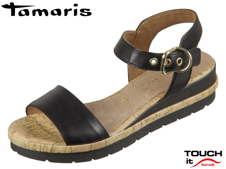 Tamaris 1-28121-20-001 black Leder Vq3Zh3Xt2