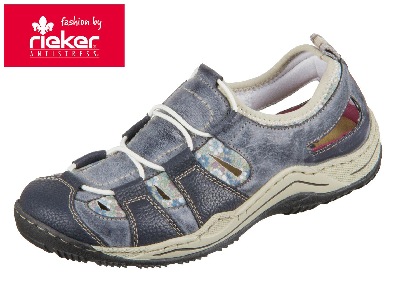 Günstig Kaufen Shop Rieker L0561-14 navy Vendee Billig Verkauf Gut Verkaufen Schnelle Lieferung Verkauf Online SvVVF4lKuR