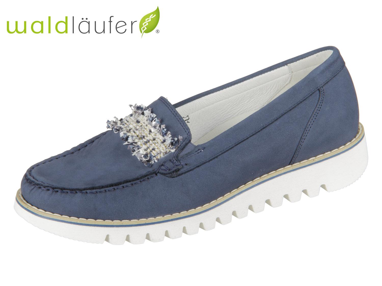 exquisite style exclusive shoes sells Waldläufer Habea 926503 191 206 jeans Denver