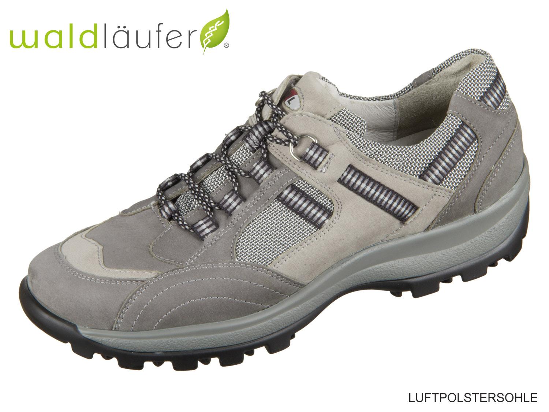 later best value closer at Waldläufer Holly 471008 304 007 asphalt grau silber Denver Torrix