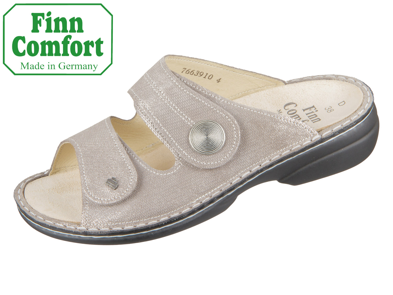 Finn Comfort Sansibar 02550-014099 schwarz Nappaseda hMHvG