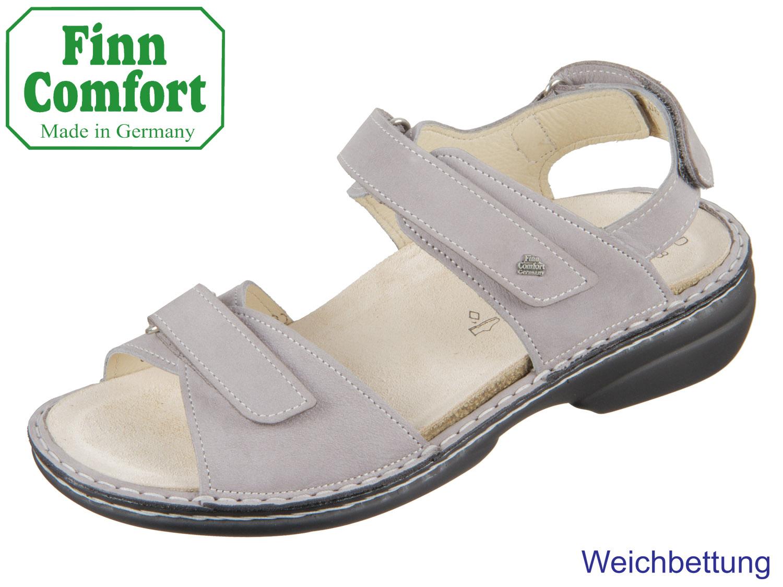 917603d735e830 Finn Comfort Alora S 82573-605421 mouse Nubuksoft