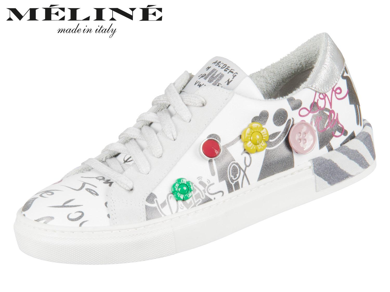 Meline CGI3253 bianco Galaxy Girls wbaqMww