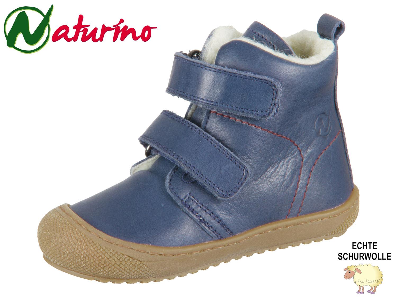 new style d55b6 523ec Naturino Naturino Bubble 0C02-001-2501536-11 navy Nappa
