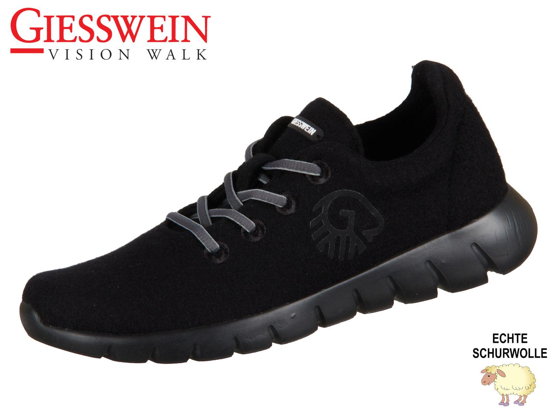 Giesswein Merino Runner Women 49300-022 schwarz Merinostretch OjOqqMYIj