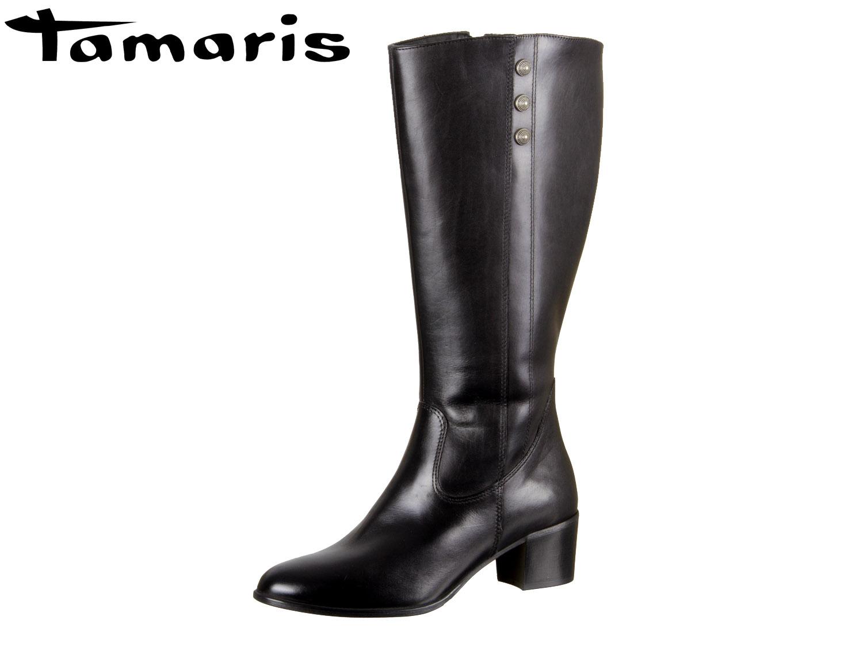 Tamaris 1 25557 21 001 black Leder