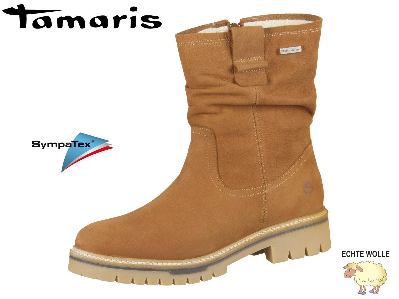 Tamaris 1 26475 21 540 brick Leder Sympathex