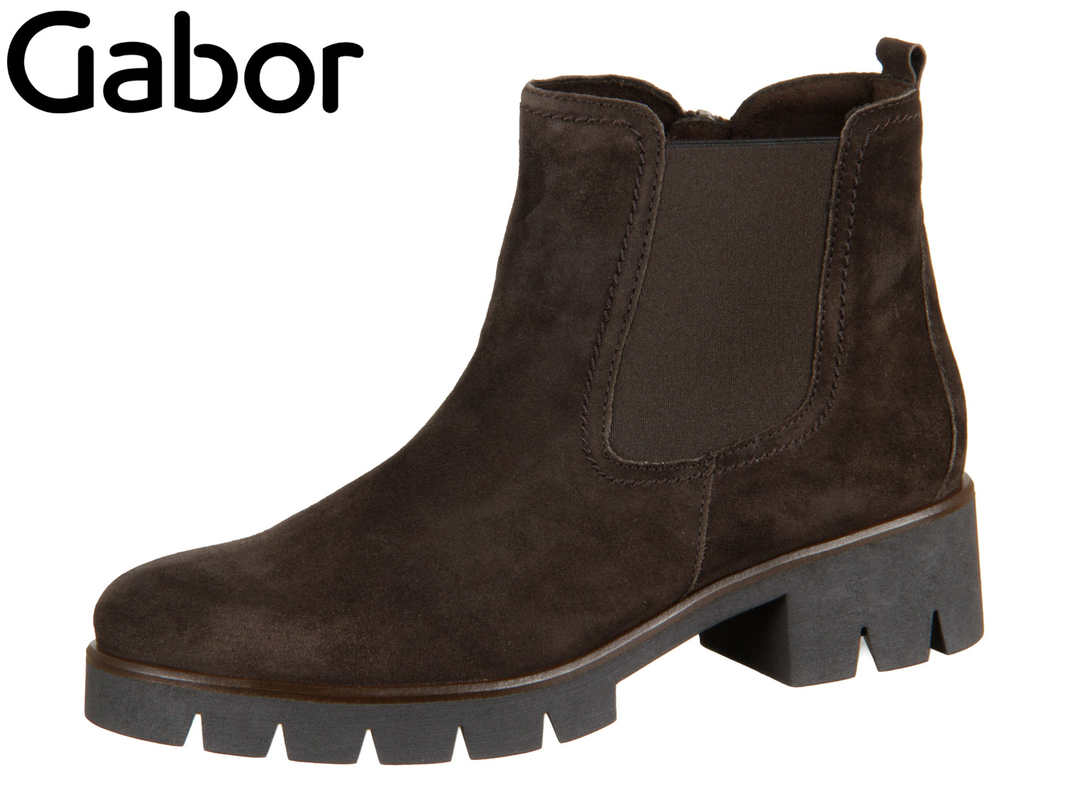 detailed pictures 71282 bf4eb Gabor 93.710-38 engl. brown Dreamvelour