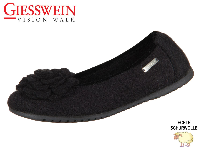 90591ccf28dd70 Giesswein Hamburg 51277-022 schwarz Schurwolle