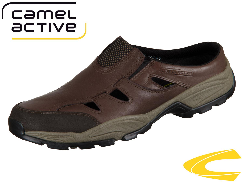 camel active Evolution 138.91.02 mocca Waxy Suede Calf