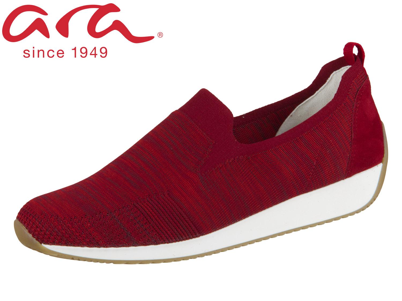 quality design e4f5e fa506 ARA Lissabon Fusion4 12-34080-06 rot multi Wovenstretch