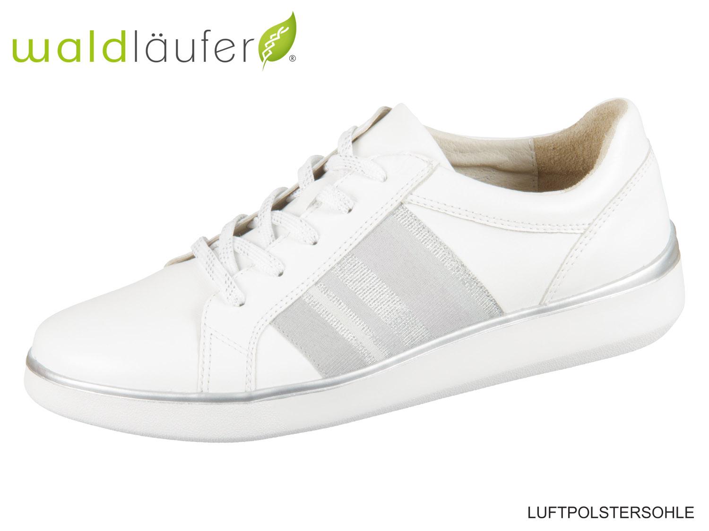 buy online new collection sale online Waldläufer Lena 959005 170 663 weiss silber Glove