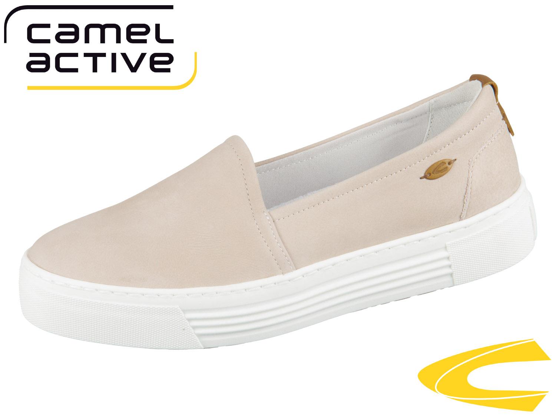 camel active Innocence 899.71 03 rose Velvet Nubuk
