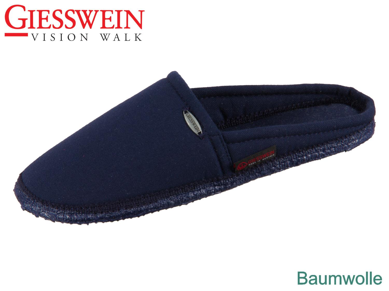 2418f78cdce466 Giesswein Villach 44765-548 dunkelblau Baumwolle