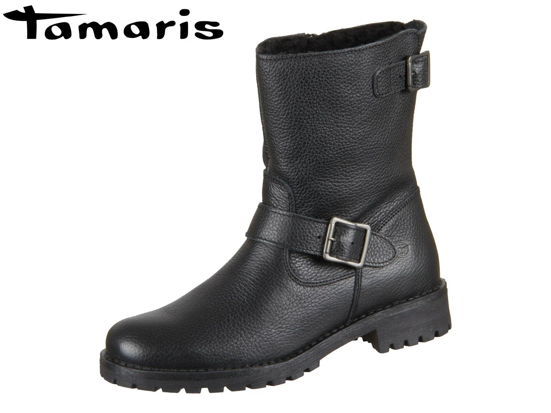 Tamaris 1 26902 23 001 black Leder