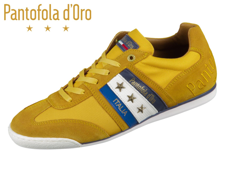 Pantofola d Oro Imola Canvas Uomo Low Ascoli Schuhe Herren Sneaker 10201042