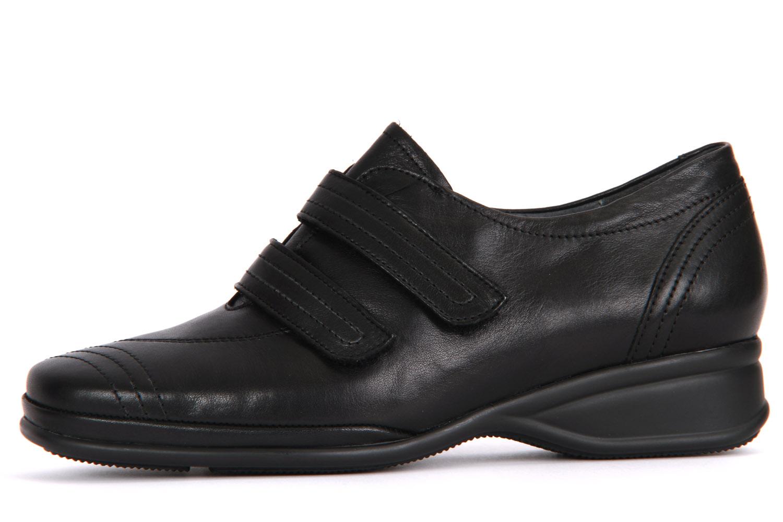 Slipper, Ria R1535-012-001, schwarz, Weite H Semler
