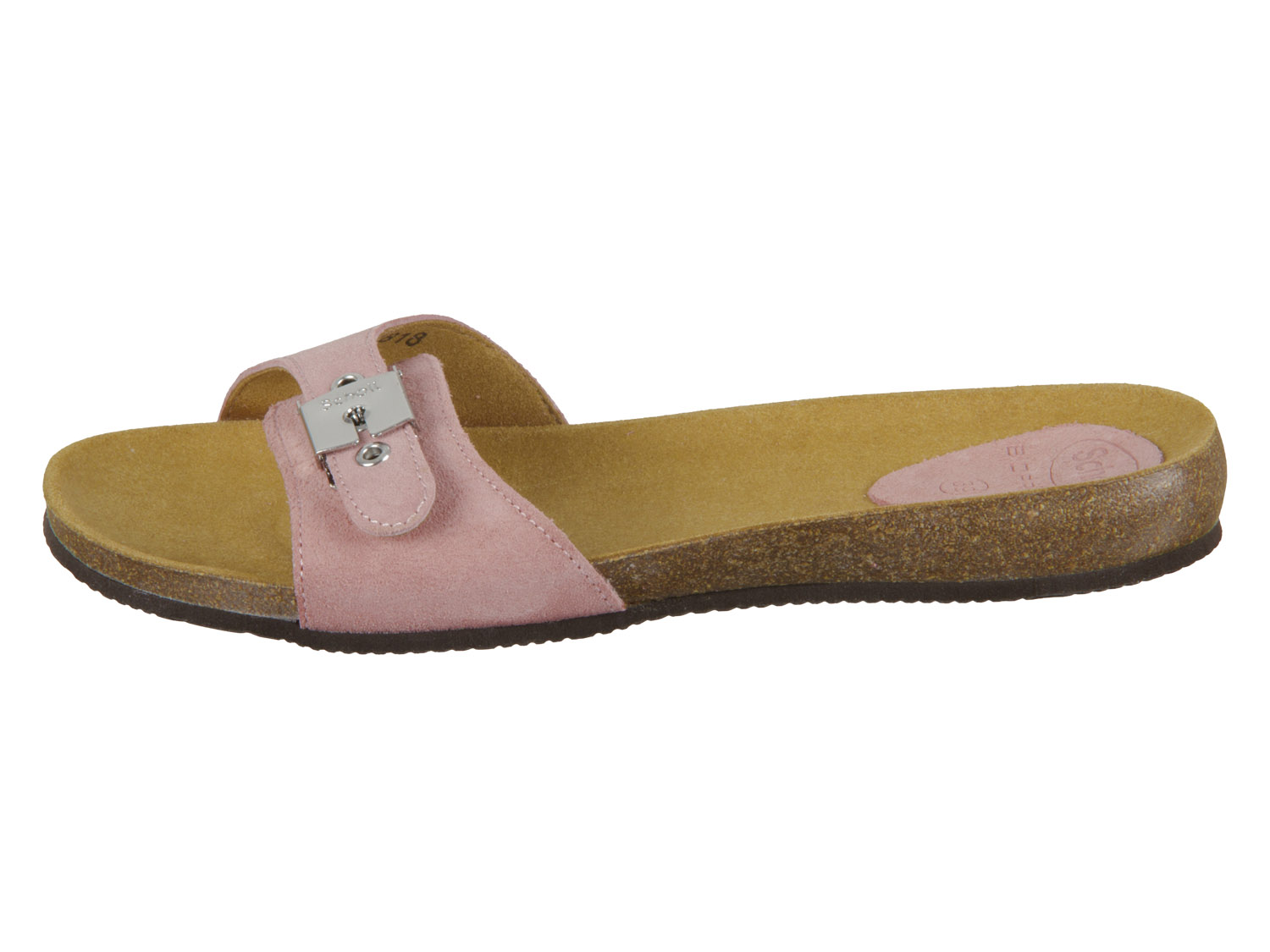 Scholl Bahama 2.0 708351 50 131 pale pink Suede