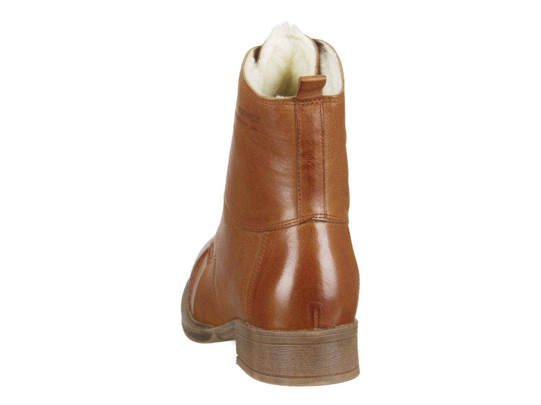 Ten Points Pandora 126002 319 cognac Leather