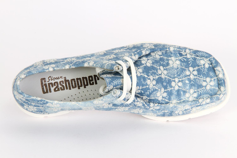 Sioux Grashopper D-141 2158742 azure offwhite Jeans-01 ex6F1L1IF