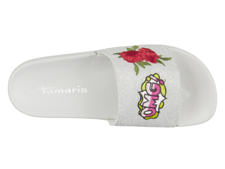 Tamaris 1-27502-20-919 silver glam Textil MPDvJma