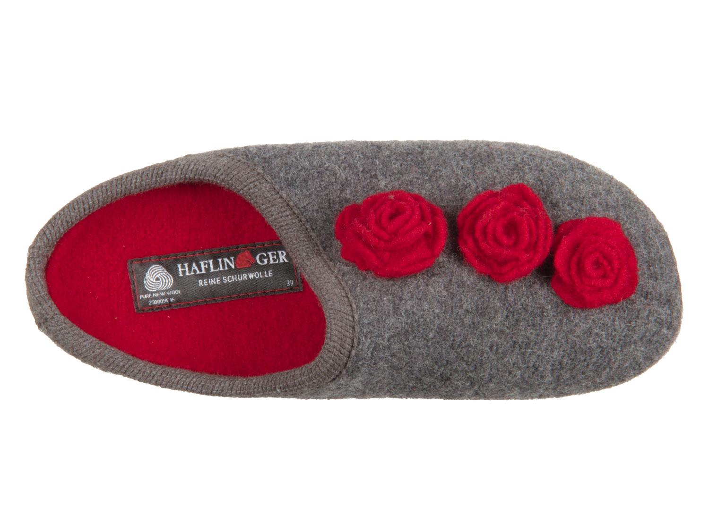 huge selection of a769f dd051 Haflinger Dakota Rose 483119-4 anthrazit Wolle